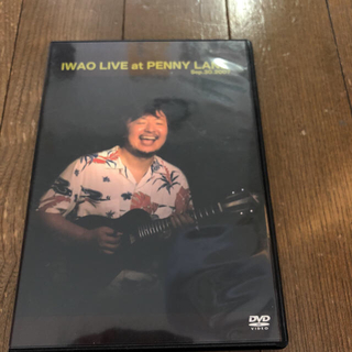 DVD IWAO LIVE at PENNY LANE(その他)