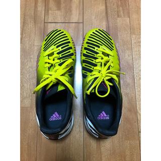 アディダス(adidas)のアディダス adidas サッカー スパイク 22.5cm(シューズ)