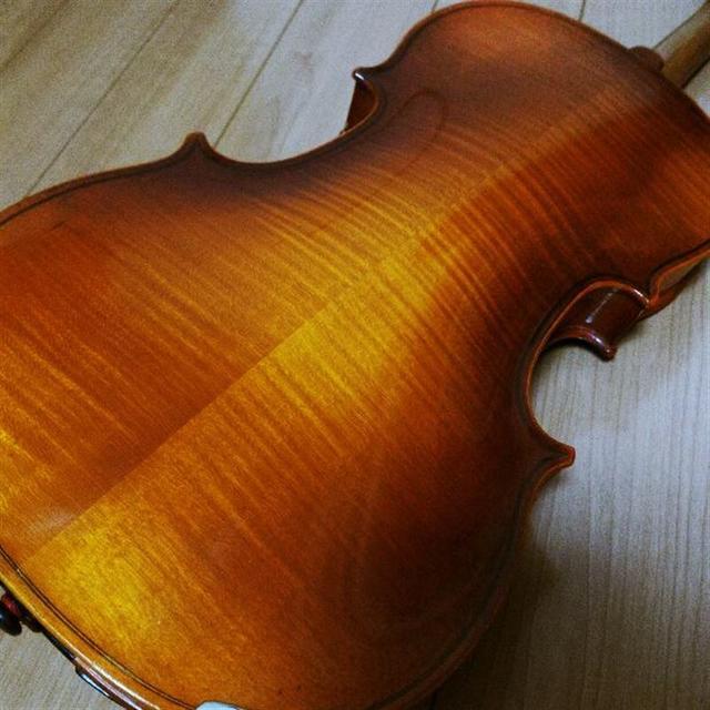 【高級美杢】カールヘフナーNo720(karl hofner)バイオリン 4/4 楽器の弦楽器(ヴァイオリン)の商品写真