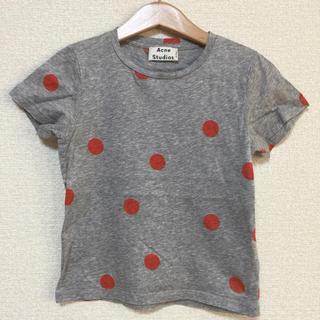 アクネ(ACNE)のにゃー様専用 acne キッズTシャツ サイズ6(Tシャツ/カットソー)