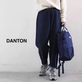 ダントン(DANTON)のDANTON(ダントン)10ozデニム イージーパンツ(デニム/ジーンズ)