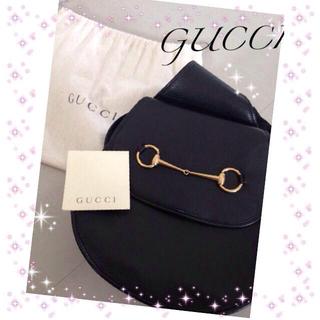 グッチ(Gucci)のGUCCI ワンショルダーバック(メッセンジャーバッグ)