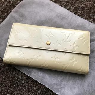 ルイヴィトン(LOUIS VUITTON)の【お値下げ】ルイヴィトン 三つ折り 長財布(財布)
