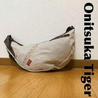 オニツカタイガー(Onitsuka Tiger)の古着 Onitsuka Tiger ショルダーバッグ ロゴ柄 0410(ショルダーバッグ)