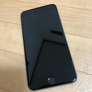 アップル(Apple)のiPhone6s Plus Space Gray 128 GB SIMフリー(スマートフォン本体)