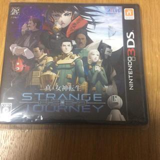 ニンテンドー3DS(ニンテンドー3DS)の真 女神転生 strange journey (家庭用ゲームソフト)