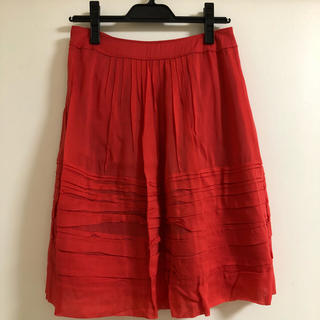 ブリリアントステージ(Brilliantstage)の美品 Briliant Stage ひざ丈スカート(ひざ丈スカート)