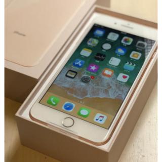 Phone 8 Plus 64GB ゴールド simフリー【専用】(スマートフォン本体)