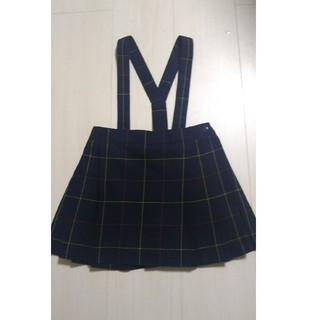 ユキトリイインターナショナル(YUKI TORII INTERNATIONAL)のユキトリイ 制服 スカート 110 美品(スカート)