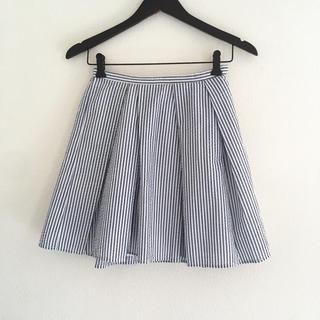 マーキュリーデュオ(MERCURYDUO)の美品 スカート F マーキュリーデュオ(ミニスカート)
