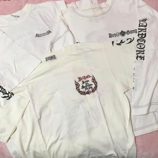 カルマ(KARMA)の【送料込】3点セット Tシャツ KARMA(Tシャツ/カットソー(七分/長袖))