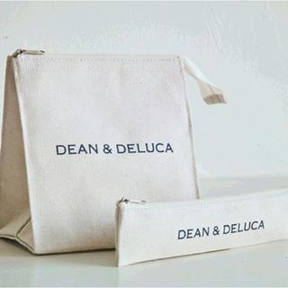 ディーンアンドデルーカ(DEAN & DELUCA)のMarisol DEAN&DELUCAランチバッグ&カトラリーポーチの2点セット(ポーチ)