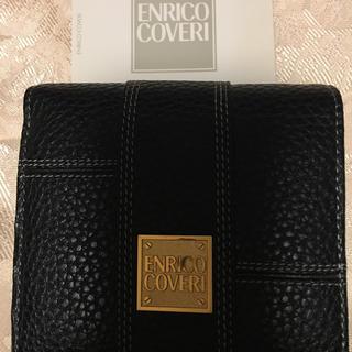 エンリココベリ(ENRICO COVERI)の新品未使用 ENRICO COVERIエンリコ コベリ 折り財布(財布)
