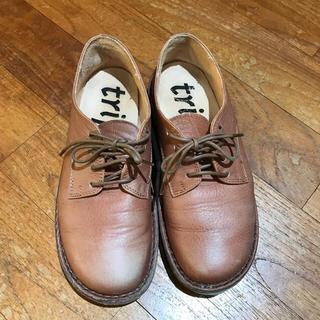 トリッペン(trippen)の値下げ trippen  36サイズ  SPRINT(ローファー/革靴)