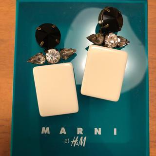 マルニ(Marni)のMARNI at H&M earrings マルニ H&M コラボ イヤリング(イヤリング)