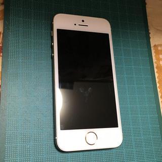 アップル(Apple)のiPhone5S    付属品付き!(スマートフォン本体)