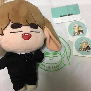 シャイニー(SHINee)のオニュ shinee ぬいぐるみ シャニマルズ(K-POP/アジア)