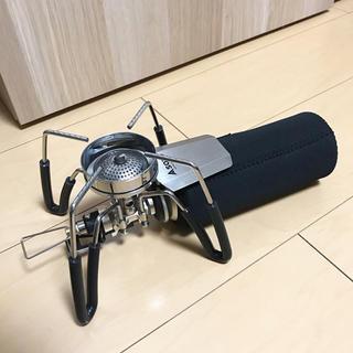 シンフジパートナー(新富士バーナー)のSOTO ST-310用 アシストグリップ・風防・CB缶カバー3点セット(ストーブ/コンロ)