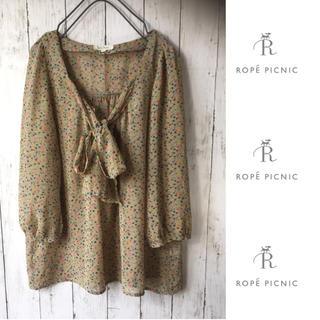 ロペピクニック(Rope' Picnic)の春服 ブラウス  シャツ ロペピクニック(シャツ/ブラウス(長袖/七分))