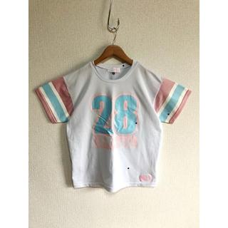 スピンズ(SPINNS)の6881A◆SPINNS×PINK-latte Tシャツ 150cm(Tシャツ/カットソー)