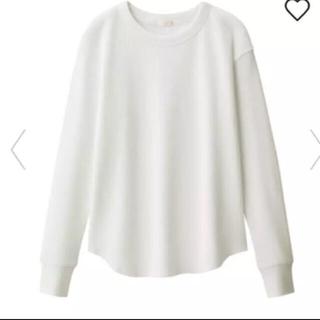 ジーユー(GU)のGU*ワッフルT(Tシャツ(長袖/七分))