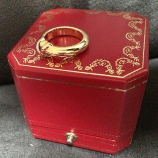 カルティエ(Cartier)のお取り置き カルティエ スレッドリング#50(リング(指輪))