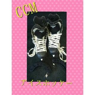 シーシーエム(CCM)の☆アイスホッケー★CCM☆スケート靴★6☆25㎝★アイホ☆スポーツ★靴☆シューズ(ウインタースポーツ)