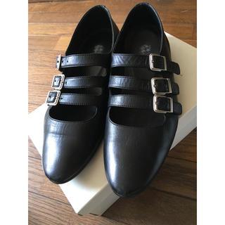 アンビリカル(UNBILICAL)のUNBILICAL 3連ストラップシューズ(ローファー/革靴)