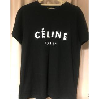 セリーヌ(celine)のceline Tシャツ(Tシャツ(半袖/袖なし))