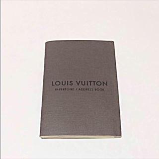 ルイヴィトン(LOUIS VUITTON)の百貨店購入 正規品 ルイヴィトン ミニ アドレス帳 ブックレット型 (その他)