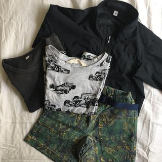 ムジルシリョウヒン(MUJI (無印良品))の子供服 7点セット(その他)