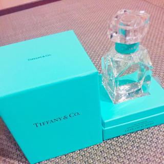 ティファニー(Tiffany & Co.)のtiffany ティファニー オードパルファム 香水 30mL(香水(女性用))