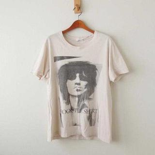 ラッドミュージシャン(LAD MUSICIAN)のラッドミュージシャン Tシャツ rock tee shirt44(m-135)(Tシャツ/カットソー(半袖/袖なし))