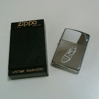 ジッポー(ZIPPO)のZippo Paul Smith 新品未使用 難あり(タバコグッズ)
