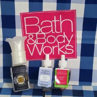 バスアンドボディーワークス(Bath & Body Works)のバスアンドボディワークス ウォールフラワー りフィル&プラグ(アロマポット/アロマランプ/芳香器)