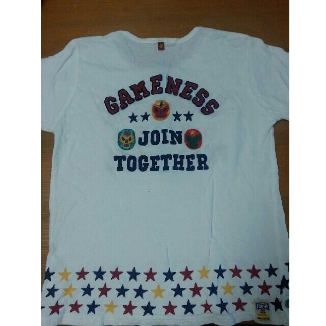 rough(ラフ)のrough マスクマンTシャツ レディースのトップス(Tシャツ(半袖/袖なし))の商品写真
