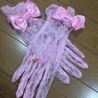 アンジェリックプリティー(Angelic Pretty)のアンジェリックプリティー ♡レースグローブ(手袋)