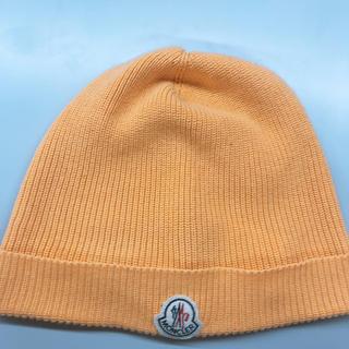 モンクレール(MONCLER)のニット帽 モンクレール(ニット帽/ビーニー)