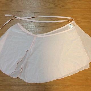チャコット(CHACOTT)のバレエ巻きスカート(ミニスカート)