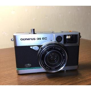 オリンパス(OLYMPUS)のOLYMPUS/オリンパス 35 EC (動作品、試写済、グリーンライン)(フィルムカメラ)