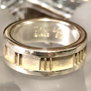 ティファニー(Tiffany & Co.)のアトラス リング 7号(リング(指輪))