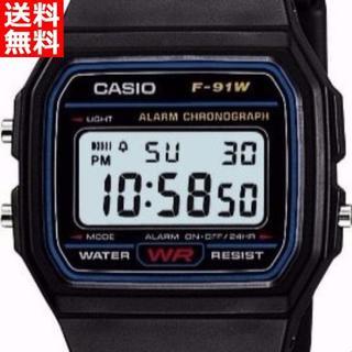 在庫残りわずか!チープカシオの代名詞 レジェンド「F-91W」CASIO(腕時計(デジタル))