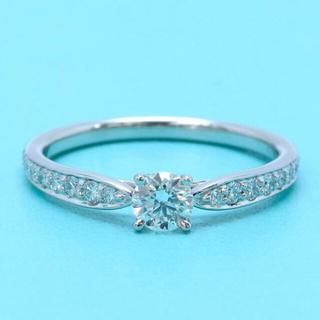 ティファニー(Tiffany & Co.)のお取り置き中【ラクまい様専用】ティファニー ハーモニー ダイヤリング(リング(指輪))