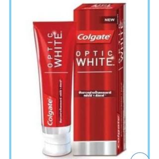 Colgate optic white ホワイトニング歯磨き粉 1週間で白い歯に