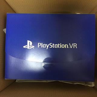 プレイステーションヴィーアール(PlayStation VR)の新品 新型 プレイステーションVR  PlayStationVR カメラ同梱版(家庭用ゲーム機本体)