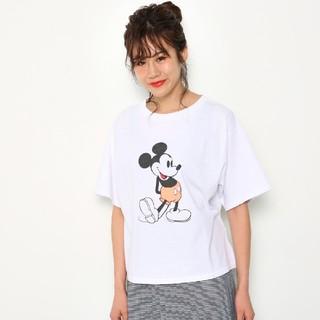 マカロン0309さま交渉中 MickeyのTシャツあれこれ(Tシャツ(半袖/袖なし))