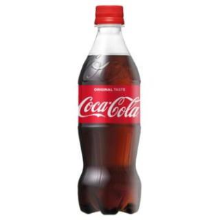 コカコーラ(コカ・コーラ)のコカコーラ 500ml PET 2ケース 48本入り(ソフトドリンク)