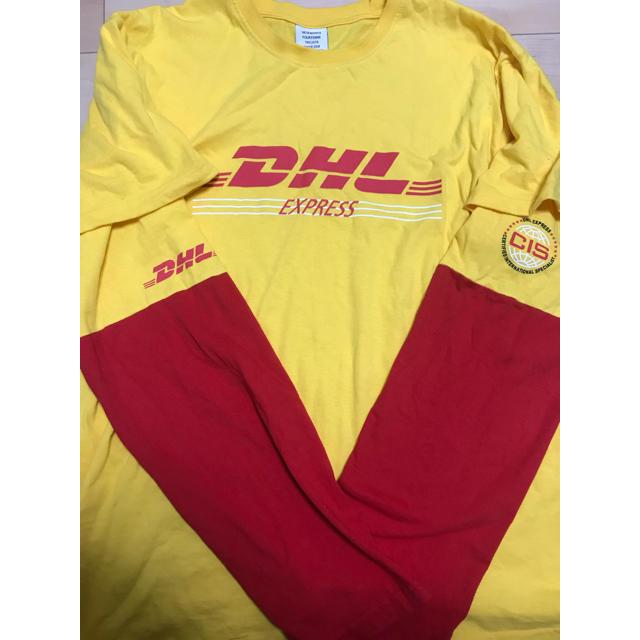 Balenciaga - DHL オーバーサイズロングTシャツ