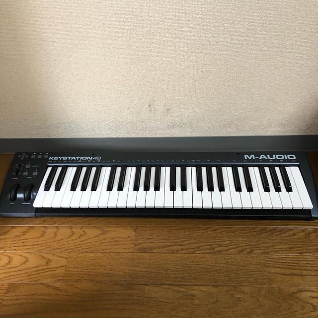M AUDIO key station49 楽器のDTM/DAW(MIDIコントローラー)の商品写真