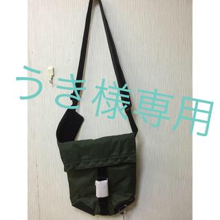 ヨウジヤマモト(Yohji Yamamoto)のタグ付新品‼️YOHJI YAMAMOTO Y-3 CROSS BODY BAG(ボディーバッグ)